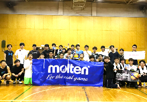 SPORTSONE 3×3 バスケ大会 supported by molten